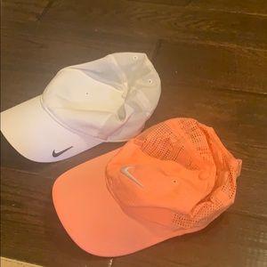 NWOT Nike golf hats